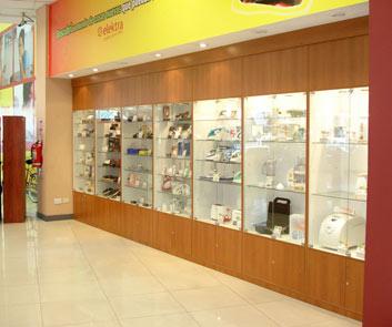 Transmobili - Muebles Comerciales - grandes instalaciones comerciales